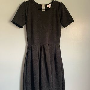 LuLaRoe Amelia Dress. Never worn